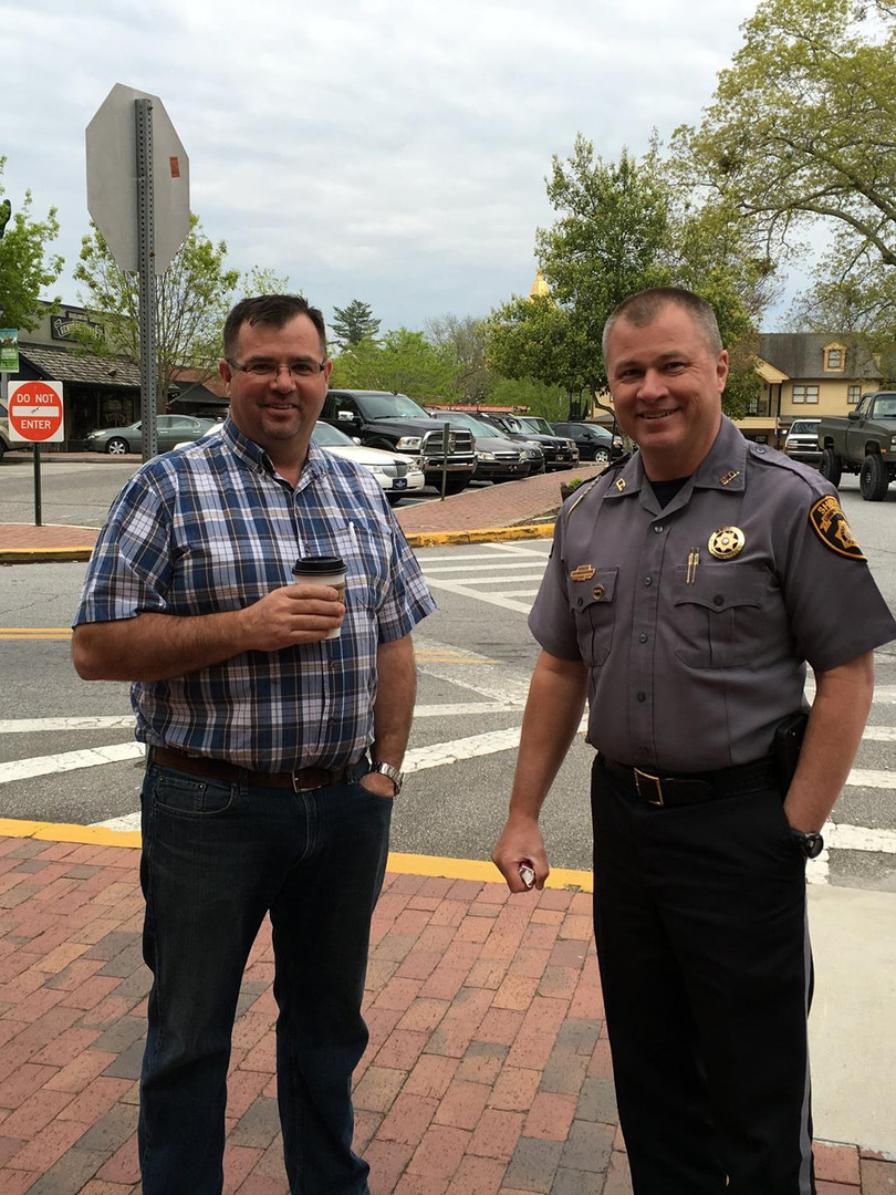 Coffee with the Sheriff May 2, 2016.jpg