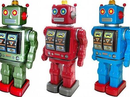 Beware The Robot Writer