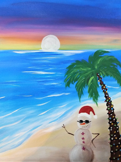 Friday July 31  Christmas in July