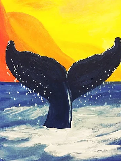 Thursday Mar 29 Paint Night