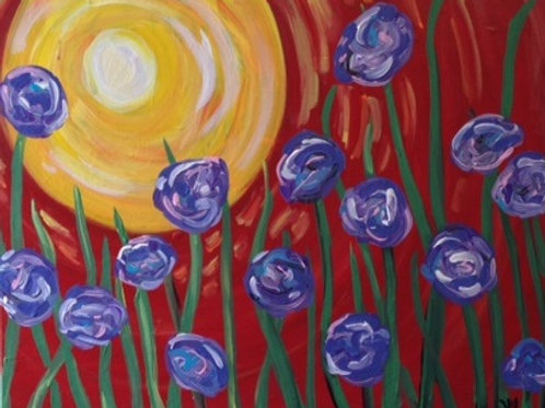Sat 10/22 DATE Painting Night Out