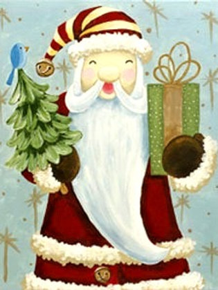 Thursday December 19 Father Christmas