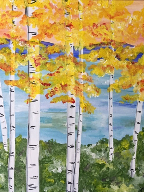 Sat 4/22 SOLD OUT! Paint Night Out!