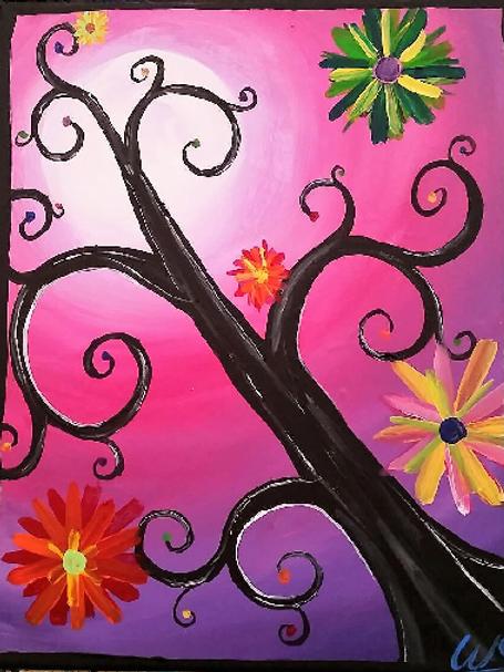 Thursday October 18 Winnie's Tree