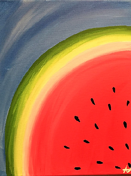 Thursday August 8 Summer Watermelon