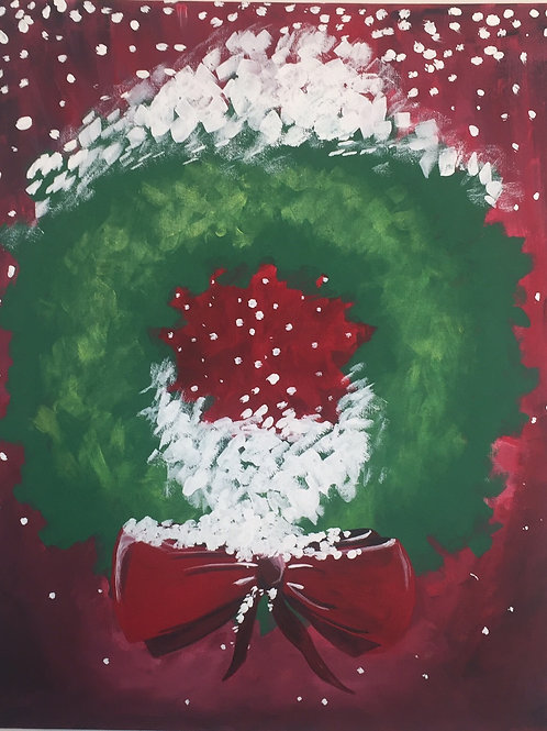 Thurs 12/15 Date or Individual Painting Night