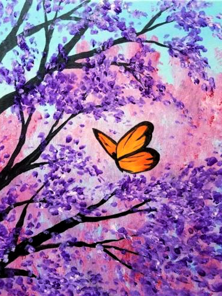 Thursday December 5 Butterfly Flowers