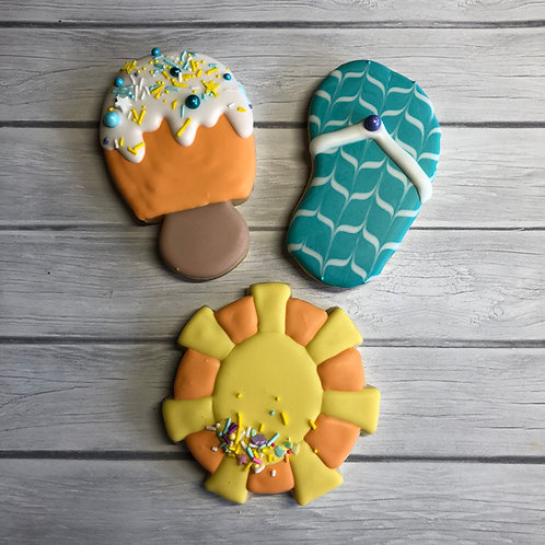 Wednesday, May 29 7:00 Sweet Sugarstar Cookie Decorating Class