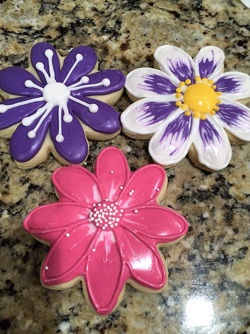 Saturday, April 13 1:00- *Mommy and Me* Sweet Sugarstar Cookie Decorating Class