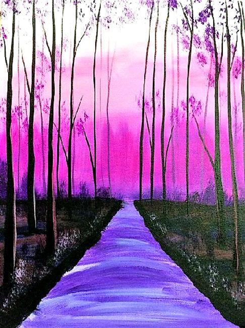 Thursday Nov 7 Twilight Path