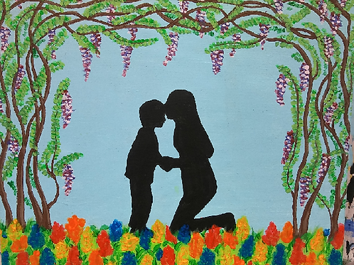 Saturday May 12 Mothers Day Paint Night