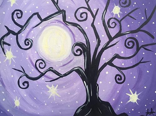 Mon 11/13 Paint Night- REGISTRATION CLOSED!