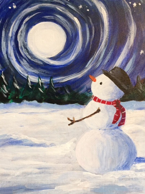 Sat 11/26 All Ages Family Paint