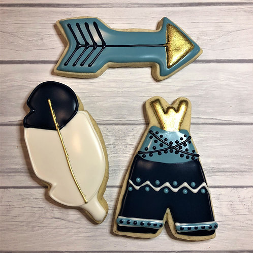Wednesday, April 24 7:00- Sweet Sugarstar Cookie Decorating Class