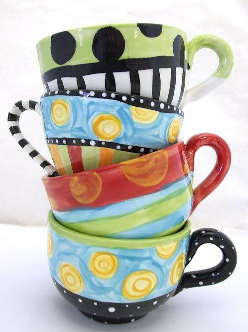 Fri 5/5 Cinco de Mayo Pottery Special!