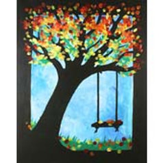 Fri 10/27 Paint Night- Fall Special!