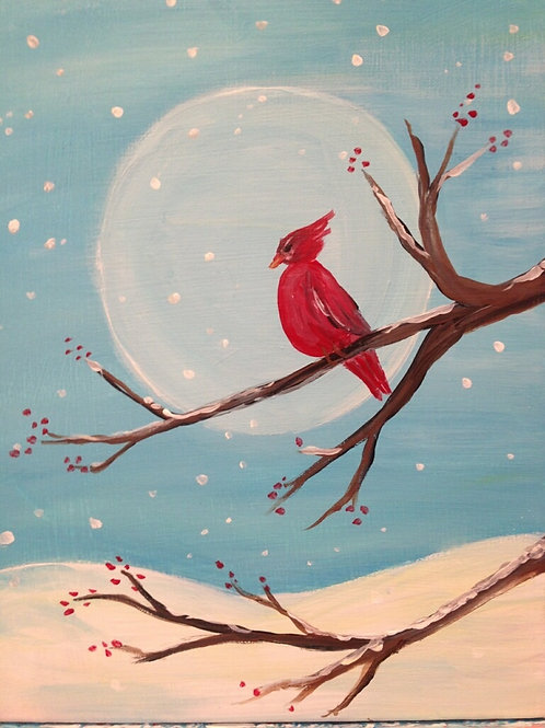 Fri 1/8 Family Paint 7:00