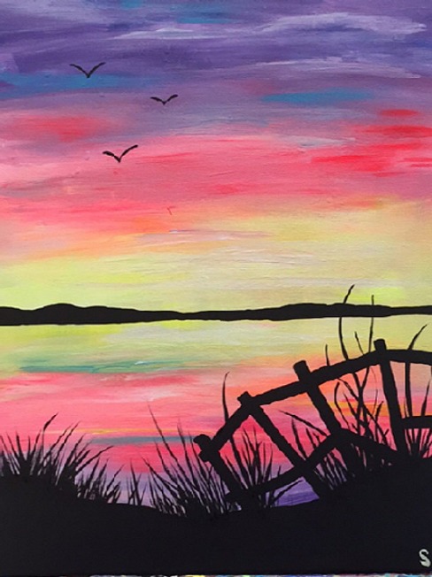 Friday June 1 Paint Night