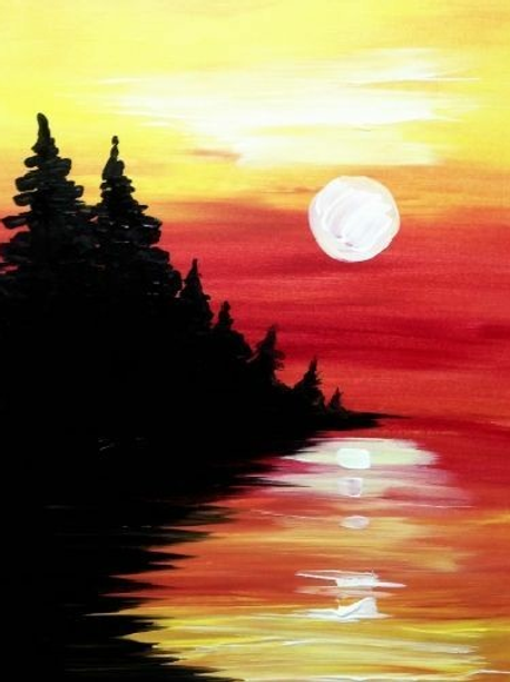 Friday May 4 Paint Night