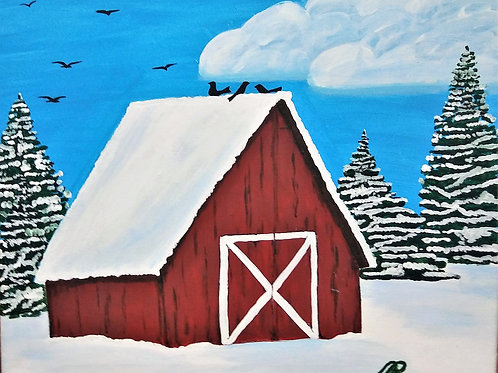 Thursday January 17 WINTER BARN