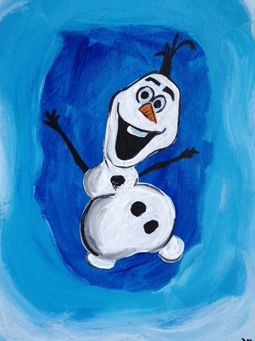 Fri 12/23 Kids Painting Day Out!