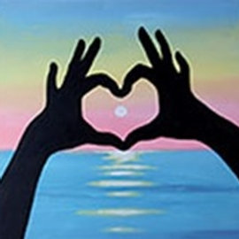 SOLD OUT Sat 2/17 Paint Night Out
