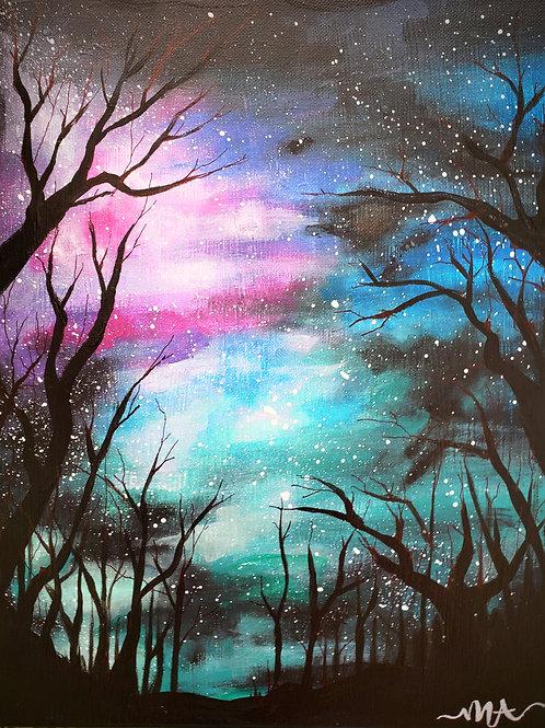 Saturday October 19 October Stargazing