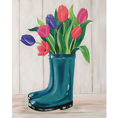 Friday, May 17 6:30 Boot Bouquet