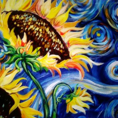 Van Gogh's Sunflower.png