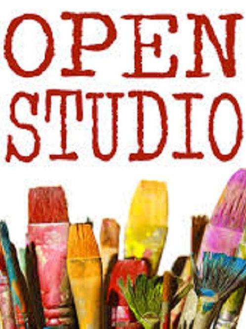Sat 1/27 Open Paint Studio
