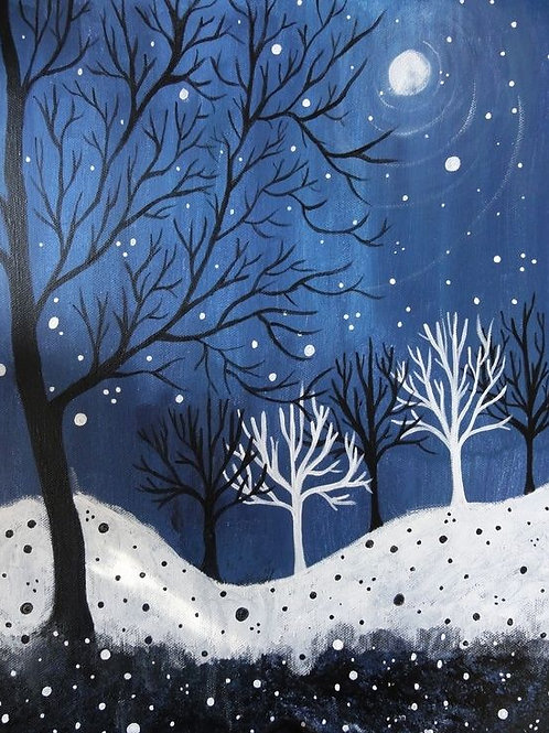 Sat 12/30 Paint Night - SOLD OUT
