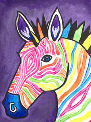 Saturday, June 15 1:00 Kids Paint
