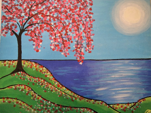 Friday May 11 Paint Night