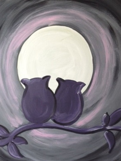 Weds 10/14 Family Paint -at The Gale Center 6:30