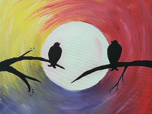 Saturday December 15 LOVE BIRDS