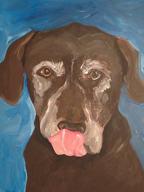 Sat 5/28 REGISTRATION CLOSED PaintYourPet Special
