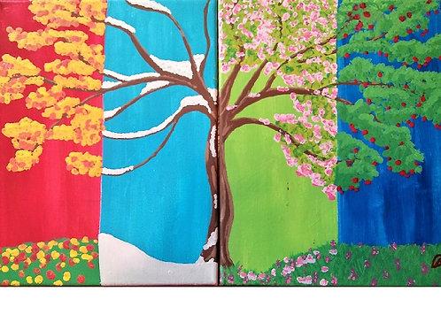 Four Seasons Thursday Feb.21