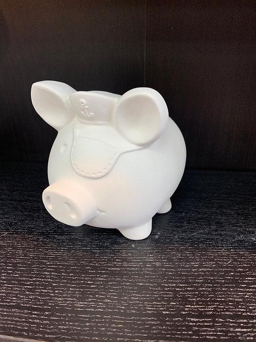 Captian Piggy Bank