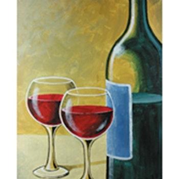 Mon 6/12 Paint & Dine @The Break