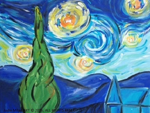 Sat 1/6 Individual Or Date Paint Night Out!