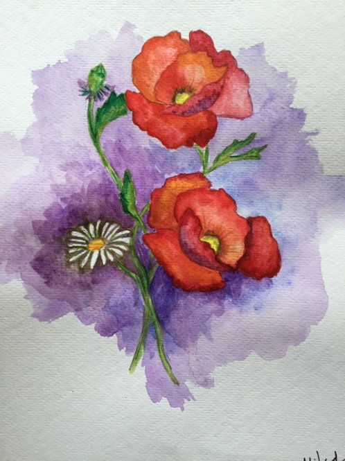 Tues 5/10 REGISTRATION CLOSEDWatercolorBasics 6:30