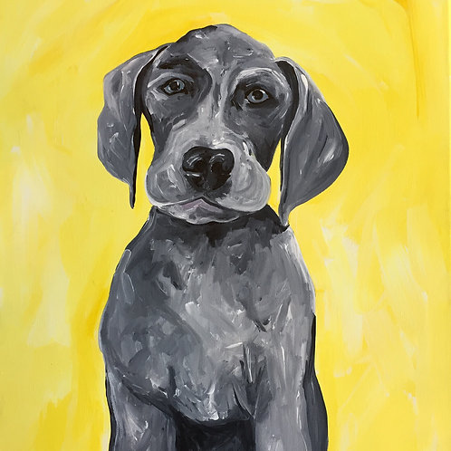 Sat 4/29 Registration Closed PaintYourPet Special!