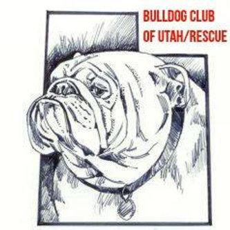 Sat 8/12 Fundraiser- Bulldog Club of Utah Rescue