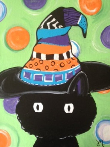"""Fri. 10/16 Educator Special! """"Witchy"""" 6:30"""
