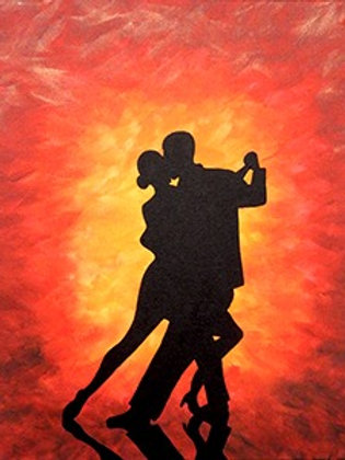 Friday June 12 LET'S TANGO