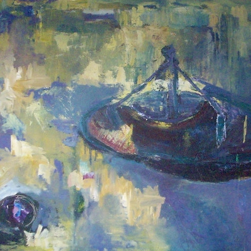 Sat. 8/22 Large Canvas Abstract Workshop 11-4