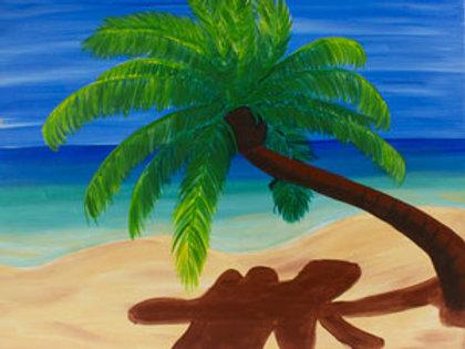 "Fri 6/23 ""Palm Tree Getaway"""