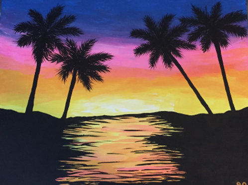 Saturday June 23 Paint Night