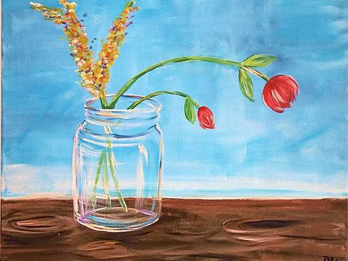 Thursday March 26 THE MASON JAR