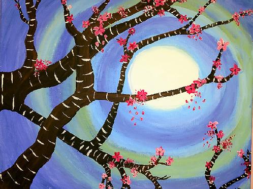 Thursday August 30 Cherry Blossoms